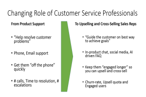 Changing Role of the SaaS Customer Service Professional