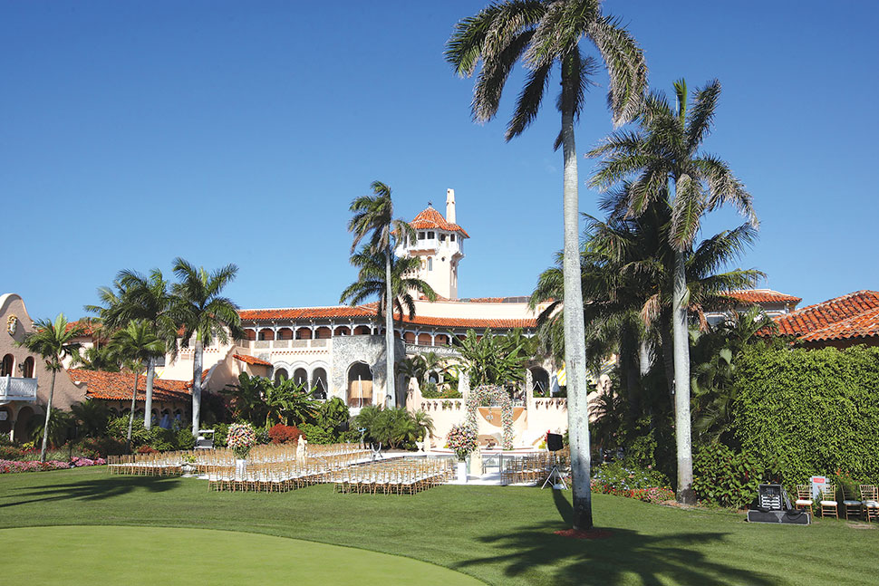 Trump Mar A Lago Club