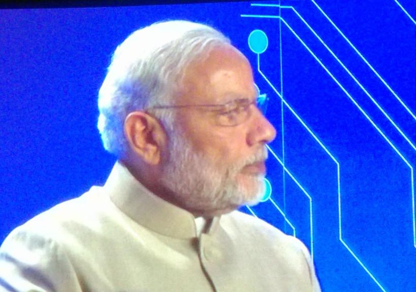 Prime Minister Narenda Modi