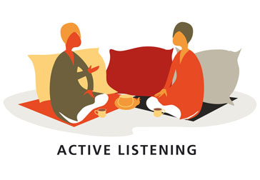 How to practice Active Listening