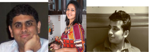 Ravi Trivedi Archana Doshi Swapnil Khandewal