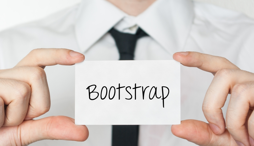 Bootstrap your Business