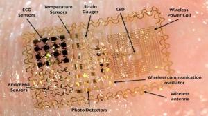 Epidermal Electronics