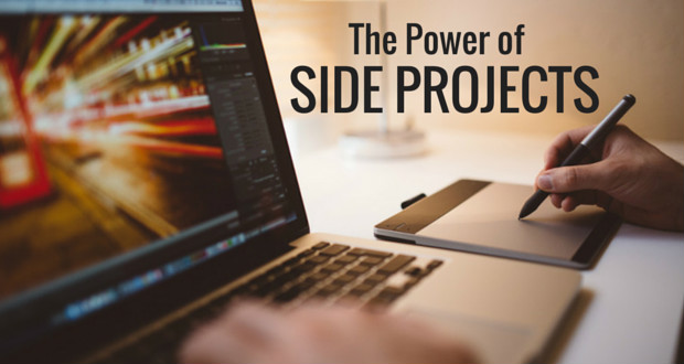 The Power of Side Projects for Entrepreneurs